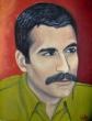Mete Ertekin'in Yaptığı Deniz Gezmiş Portresi